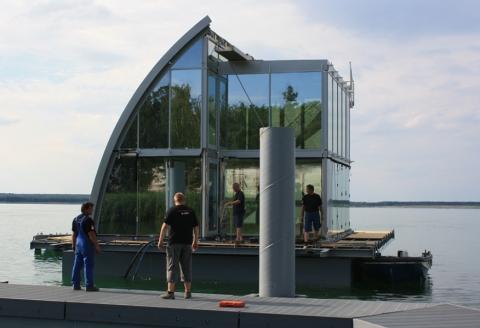 - (Deutschland, Wasserhaus)