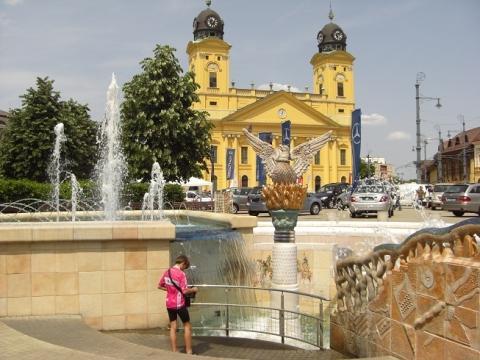 Debrecen - (Ungarn, Ukraine, Ostungarn)