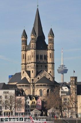 Bilduntertitel eingeben... - (Deutschland, Köln, Stadtführung)