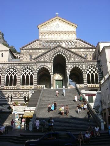 Der Dom von Amalfi - (Italien, Amalfiküste)