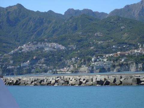 Bei Positano - (Italien, Amalfiküste)