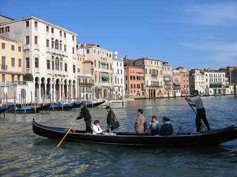 Traghetto (Gondelfähre) - (Italien, Preis, Venedig)