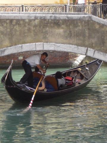 Gondel - (Italien, Preis, Venedig)