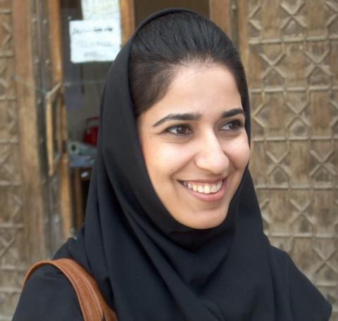 Studentin in Isfahan - (Sicherheit, Frauen, Iran)