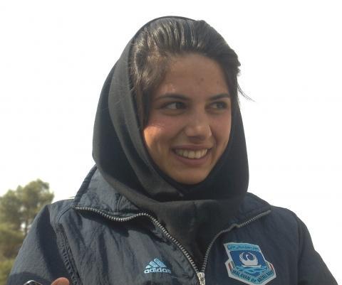 Soldatin der Marine - (Sicherheit, Frauen, Iran)