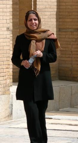 Bilduntertitel eingeben... - (Sicherheit, Frauen, Iran)