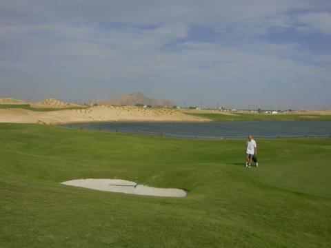 Saurines Golf - ganz neu - (Europa, Hotel, Sport)