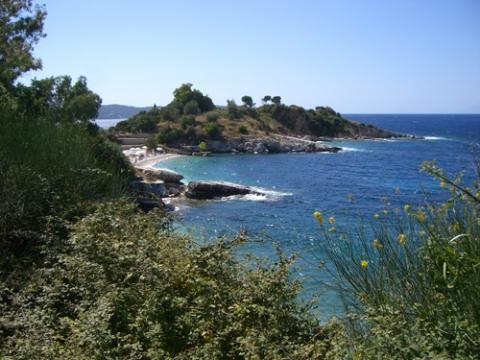 - (Urlaub, Insel, Griechenland)