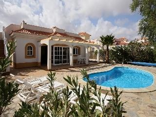 Villa mit Pool in Caleta de Fuste - (Kanaren, Ferienhaus, Fuerteventura)