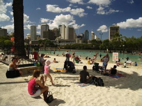 Brisbane - (Australien, Ostküste, Reisedauer)