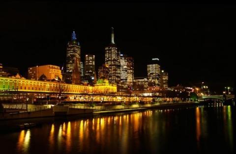 Melbourne - (Australien, Ostküste, Reisedauer)
