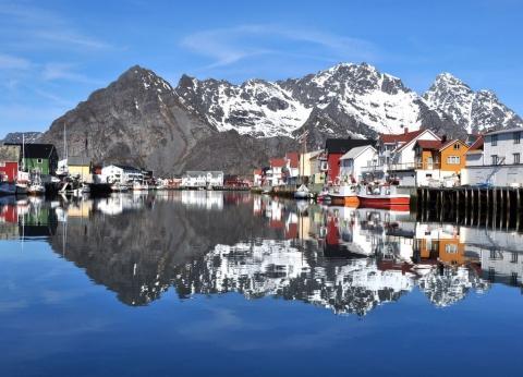 Lofoten 2009 - (Reisezeit, Norwegen, Lofoten)