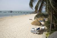 Strand Petite Côte - (Afrika, Senegal, Westafrika)