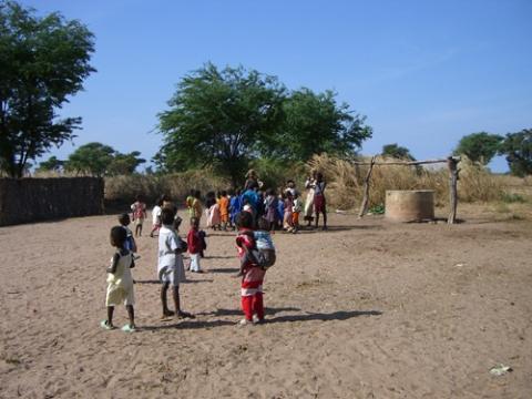 - (Afrika, Senegal, Westafrika)