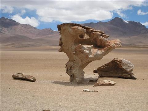 Bilduntertitel eingeben... - (Südamerika, Chile, Atacamawueste)