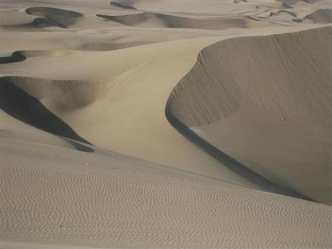 Dünen in Huacachina - (Ägypten, Tunesien, Abenteuer)