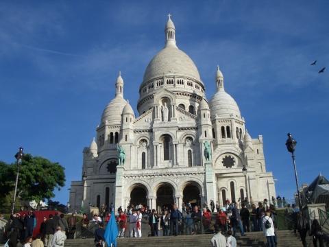 Sacre Cure - (Frankreich, Sehenswürdigkeiten, Paris)