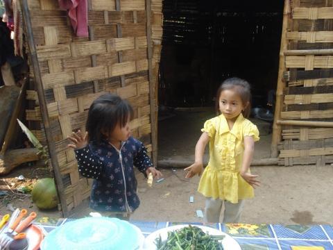 """""""Tabledance"""" für zwei Kaugummi - (Reise, Asien, Thailand)"""