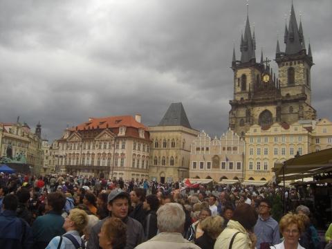 Prag - (Deutschland, Stadt, Wochenende)
