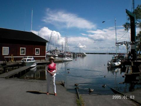 - (Norwegen, Schweden, Wohnmobil)