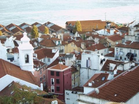 Altstadt Lissabon - (Sehenswürdigkeiten, Portugal, Lissabon)