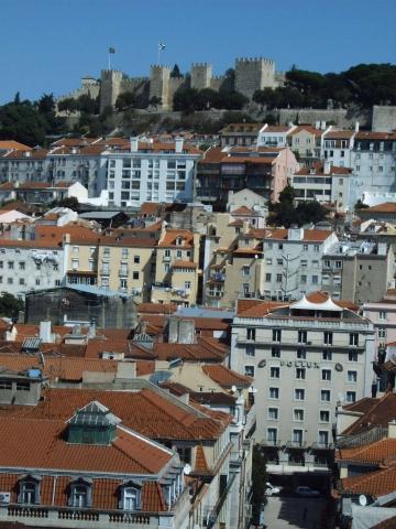 Strassenbahn Lissabon - (Sehenswürdigkeiten, Portugal, Lissabon)