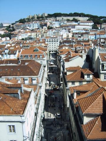 - (Sehenswürdigkeiten, Portugal, Lissabon)
