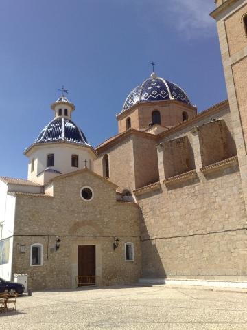 Kirche Altea - (Spanien, Ausflug, Tagestouren)