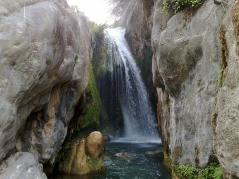 Fuentes Algar - (Spanien, Ausflug, Tagestouren)