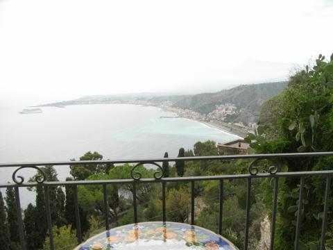 Blick leider o Sonnenschein - (Italien, Hotel, Übernachtung)