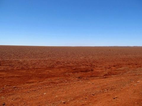 Die rote Weiter - (Australien, Mietwagen, Ausrüstung)