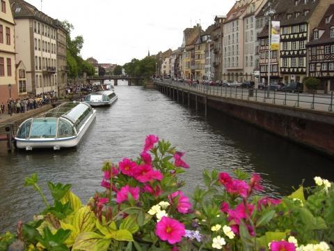 Straßburg - (Frankreich, Sehenswürdigkeiten, Straßburg)