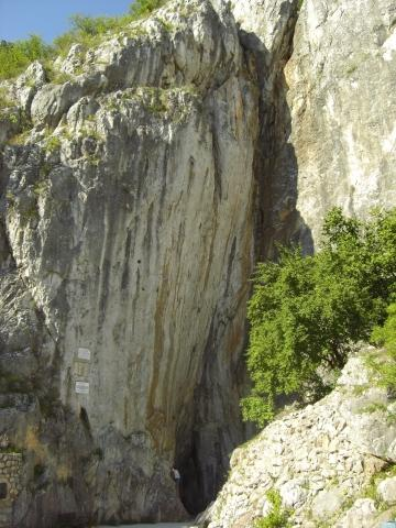 Aggtelek - (Nationalpark, Ungarn, Höhle)