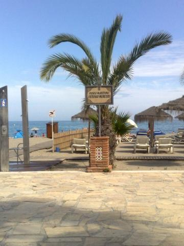 Playa Burriana, Nerja - (Spanien, Ausflug, Andalusien)