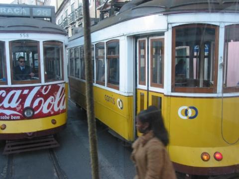 Lissabon - (Portugal, Lissabon, Mai)