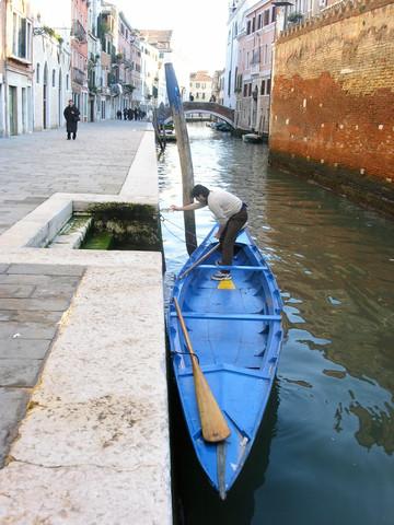 - (Venedig, Boot)