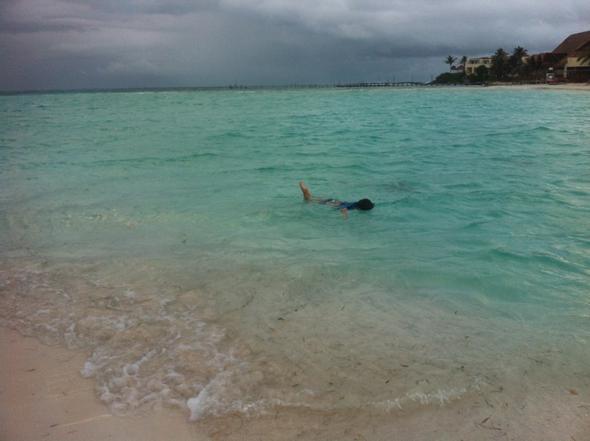 Nicht Curacao; knapp daneben, aber auch die Karibik!:-) - (Unterkunft, Karibik, Curacao)