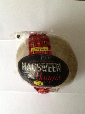 Frisch, wie gasagt - (Essen, Schottland, Haggis)