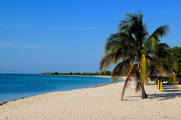 Strand in Kuba - (Kuba, Schnorchelnspots)