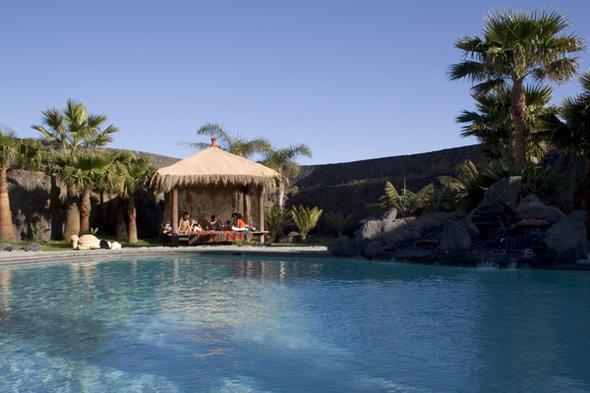 die poolzone - (Lanzarote, Landhotel, Rural)
