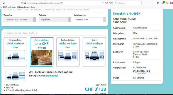 - (Schiff, Elbefahrt)