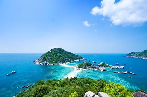 ... die Landschaften - das Meer? - (Asien, Reiseziel, Thailand)