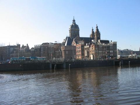 Wer denkt Amsterdam ist ein modernes Sodom und Gomorra?