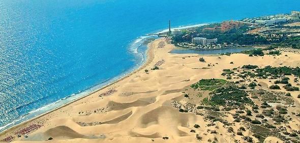 Gran Canaria - (Urlaub, Kanaren, Kanarische Inseln)